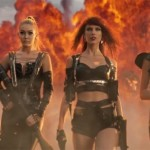"Taylor Swift estrenó video de ""Bad Blood"" en los Billboard"