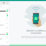 WhatsApp Web llegó a iPhone