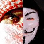Anonymous vs Isis, o eso parece