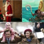 """Moana"", ""Bad Santa 2"" y ""Allied"" adelantan su llegada"