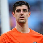 Thibaut Courtois fichó con el Real Madrid