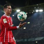 James Rodríguez ignora a clubes de la Premier League